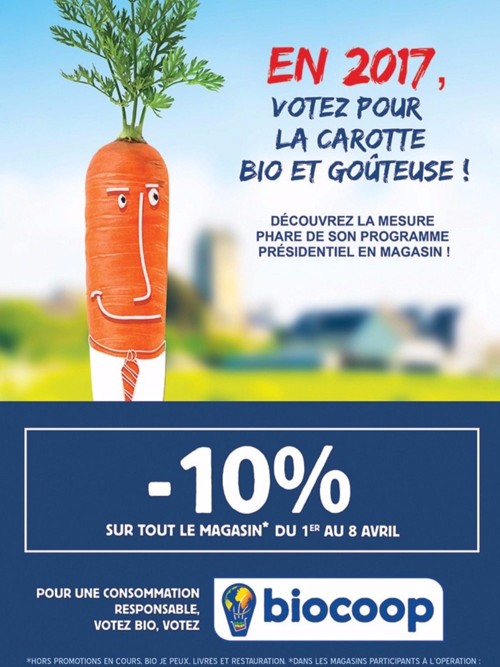 Semaine d'animation au magasin : du 1er au 8 Avril !